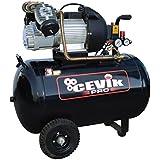 Cevik CA-PRO100VX - Monoblock Portátiles Directo- 3 HP- 100 Lt. - 8 BAR- 340 lt./min.