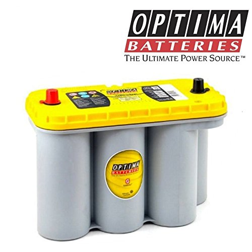 Batteria Optima YTS-5.5 75AH Yellow Top Avviamento e super resistenza