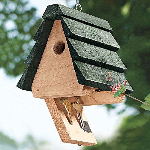 Songbird Essentials-Hide A-Key House