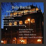 Bela Bartok: Selected Concerts