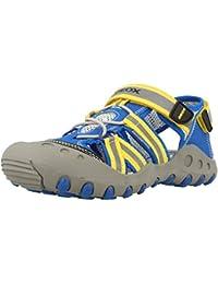Geox Jr Sandal Kyle C, Zapatos de Primeros Pasos, Niños