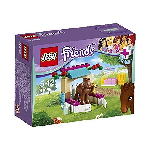 LEGO Friends 41089 - Fohlen-Pflegestall (Minifigur Friends Emma Lego)