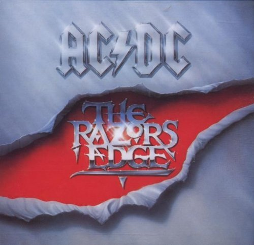 The Razor's Edge by Ac (2000-10-10)