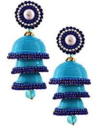 Stay Stylish And Cool With New Earring Collection | Sky Blue Color Earring | Casual Wear Earring Party Wear Earring