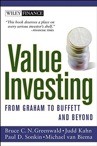 (Inglés) Value Investing: From Graham to Buffett and Beyond (Wiley Finance Editions)
