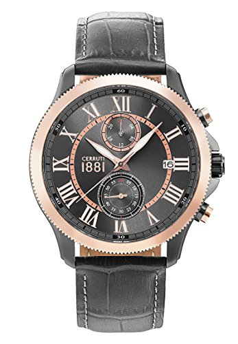 Cerruti Men's Watch – CRA15 2SU R61GY