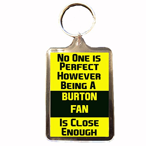 burton-albion-fc-no-one-is-perfect-keyring