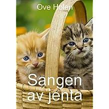 Sangen av jenta (Norwegian Edition)