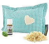 Zirbenkissen + Bio-Zirbenöl
