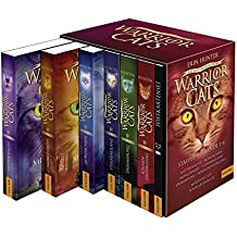 Warrior Cats. Die neue Prophezeiung. Bände 1-6: Staffel II, Band 1-6