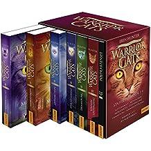 Warrior Cats. Die neue Prophezeiung. Bände 1-6: Staffel II, Band 1-6