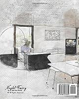 "Designer's Sketchbook: 8""X10"" Blank Sketchbook (Sketch Book), Designers Journal, Blank Notebook, Drawing Pad, designing book | 150 Large Blank Pages | ... (Night Fairy's Design Sketchbooks Collection) from CreateSpace Independent Publishing Platform"