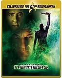 Star Trek 10 Nemesis Limited Edition 50Th Anniversary Steelbook [Edizione: Regno Unito] [Edizione: Regno Unito]