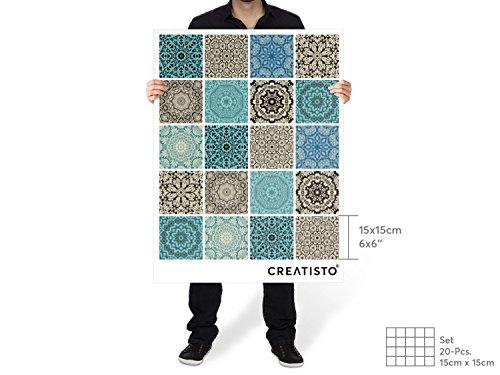 Decorazione adesivi per piastrelle cucina foglio adesivo per