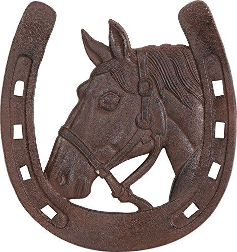 Pferd Hufeisen 31,5x1X29,5 CM