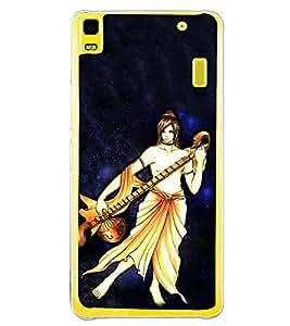 ifasho Designer Phone Back Case Cover Lenovo A7000 :: Lenovo A7000 Plus :: Lenovo K3 Note ( Hunuman Hindu God of Strength )