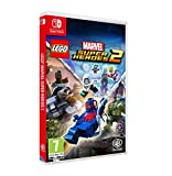 Lego Marvel: Super Heroes 2 - Nintendo Switch