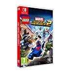 Lego Marvel: Super Heroes 2 - Nintendo Switch LEGO