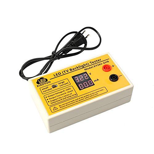 Festnight 0-320 V Ausgang Allmählich Helle LED Streifen Test Tool LED Lampe Wartung Detektor LCD Display Hintergrundbeleuchtung Tester