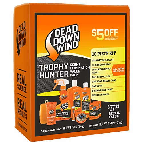 DEAD DOWN WIND Trophy Hunter Kit (10 Stück) -