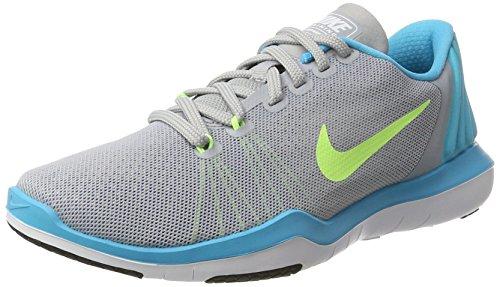Nike Women's Wmns Flex Supreme Tr 5 Sneakers, Black, 7 UK