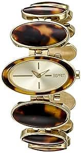 Esprit Damen-Armbanduhr Analog Quarz Edelstahl ES103802004
