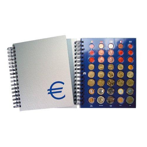 o-Album TOPset - Euro Münzen Sammelalbum aller Länder - Münzsammelalbum - Euromünzalbum - für Deine Coin Collection ()