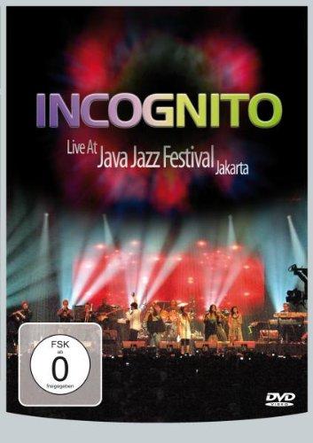 Incognito - Live at Java Jazz Festival Jakarta