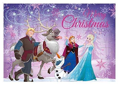 Undercover frsw8022Calendario de Adviento, Disney Frozen