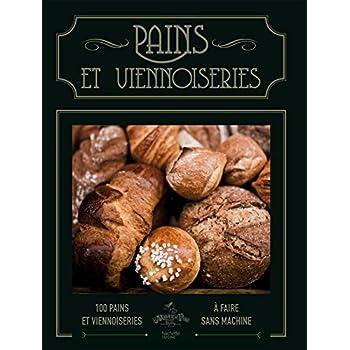 Pains et viennoiseries: 100 pains et viennoiseries à faire sans machine