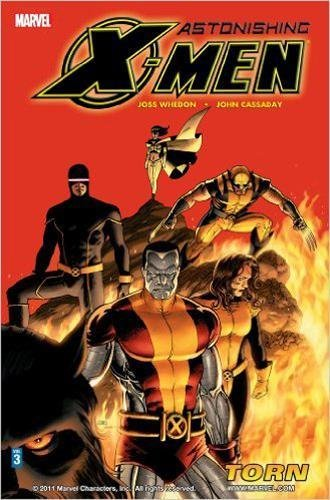 Astonishing X-Men Volume 3: Torn TPB: Torn v. 3