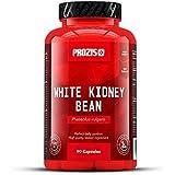 Prozia Extrait de Haricot Blanc 1500 mg 90 Gélules - Complément pour la Perte e Poids et Bloquant Naturel de Glucides - 30 portions