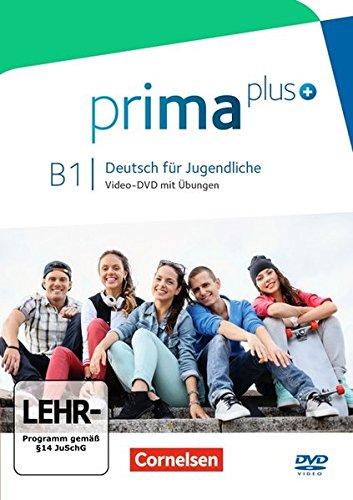 Prima plus - Deutsch für Jugendliche, Bd.B1 : Gesamtband - Video-DVD