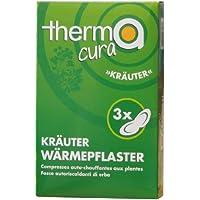 Therma Cura Selbstwärmend Kräuterwärmepflaster, 3 Stück preisvergleich bei billige-tabletten.eu