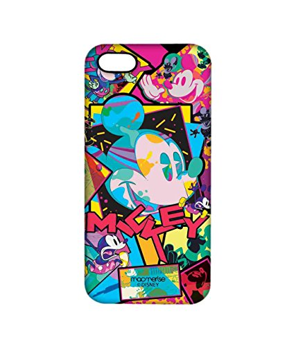 Macmerise Licensed Disney Mickey Mouse Premium Printed Back cover Case for iPhone 4/4S