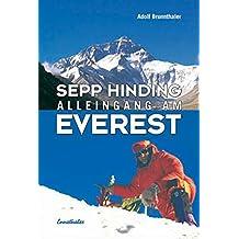Alleingang am Everest.
