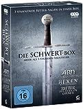 Die Schwert-Box - 3 spannende Ritter-Sagen in einer Box: ARN - Der Kreuzritter, Hexen - Die letzte Schlacht der Templer, Ritter des heiligen Grals [3 DVDs]