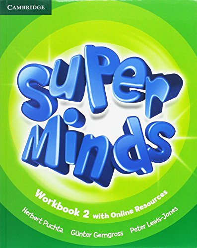 Super Minds Level 2 Workbook Pack with Grammar Booklet - 9781108411196 por Herbert Puchta