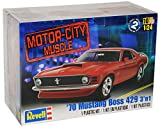 Revell Ford Mustang Boss 429 3 in 1 1970 Coupe 85-2149 Bausatz Kit 1/24 1/24 Usa Modellauto Modell Auto