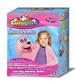 Snuggle Pets Cuddleuppets (Pink Poodle)