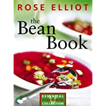The Bean Book (Essential Vegetarian Collection Series) by Rose Elliot (2000-03-06)