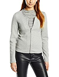 VILA CLOTHES Damen Blazer Vinaja New Short Jacket-noos