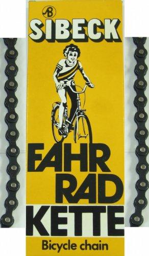 Fahrrad Kette passend für Rücktrittbremsnaben und Nabenschaltung - 2