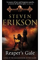 Reaper's Gale: The Malazan Book of the Fallen 7 Kindle Edition
