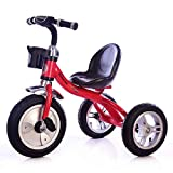 Little Bambino Red 3 Wheeler Smart Design Kids Child Children Trike Tricycle Ride-On