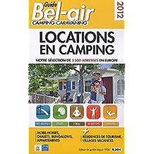 GUIDE BEL-AIR LOC CAMPING 2012
