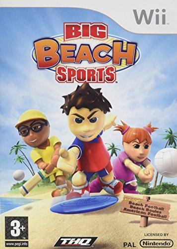 Big Beach Sports Wii (4005209106474) (Wii-big Beach Sports)
