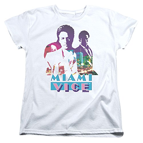 Women's Miami Vice Crockett And