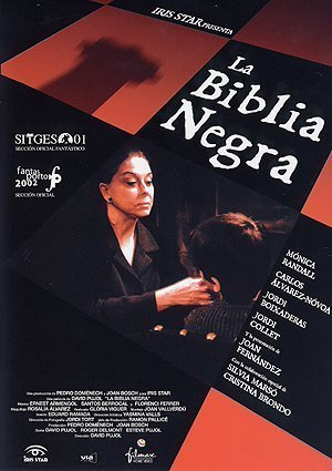The Black Bible ( La Biblia negra ) [ NON-USA FORMAT, PAL, Reg.2 Import - Spain ] by M??nica Randall (Bible Black Dvd)