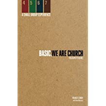 We Are Church: Follower's Guide (BASIC. Series) by Francis Chan (2011-11-01)